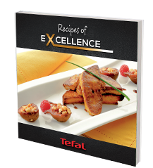 Recipe of Excellence book