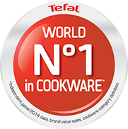Tefal World N°1 in Cookware